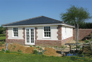 New Build Projects by Priory Building Services